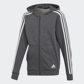edc854c2a0b4 Essentials 3-Stripes Hoodie   Sportswear   Pinterest   Hoodies, Sportswear  and Adidas