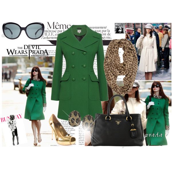 The Devil Wears Prada By Bklana On Polyvore Featuring Polyvore Fashion Style Kaliko