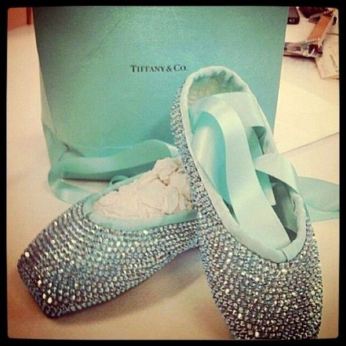 I think I'd give the world for these and now my husband has another gift option....hello mother's day, I mean I can pass these down to my daughter (who will also be a ballernia) right?