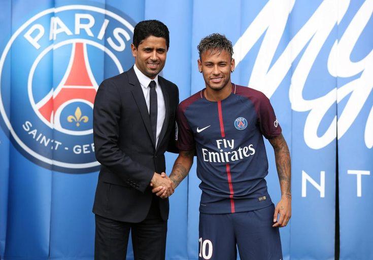 Neymar to Real Madrid Transfer Talk Could Destabilise PSG - Nasser Al-Khelaifi - https://www.okay.ng/188359    #Nasser Al-Khelaifi #NEYMAR #Paris Saint-Germain #PSG - #Football #Sports News