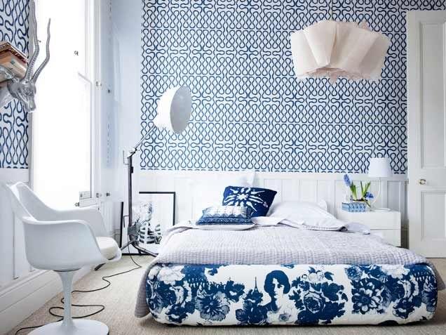 bedroom design ideas with bold modern wallpaper. 17 Best ideas about Bedroom Wallpaper Designs on Pinterest   Grey