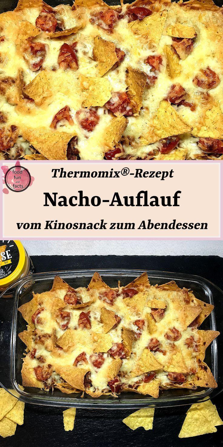 Nacho-Auflauf – vom Kinosnack zum Abendessen