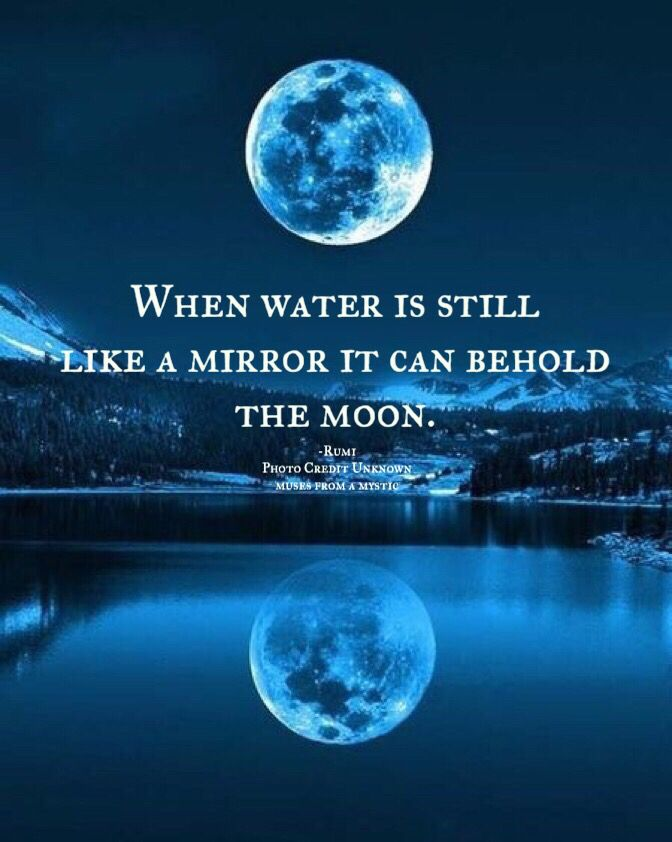 Blue Moon Blue Quotes Spiritual Quotes Moon Quotes