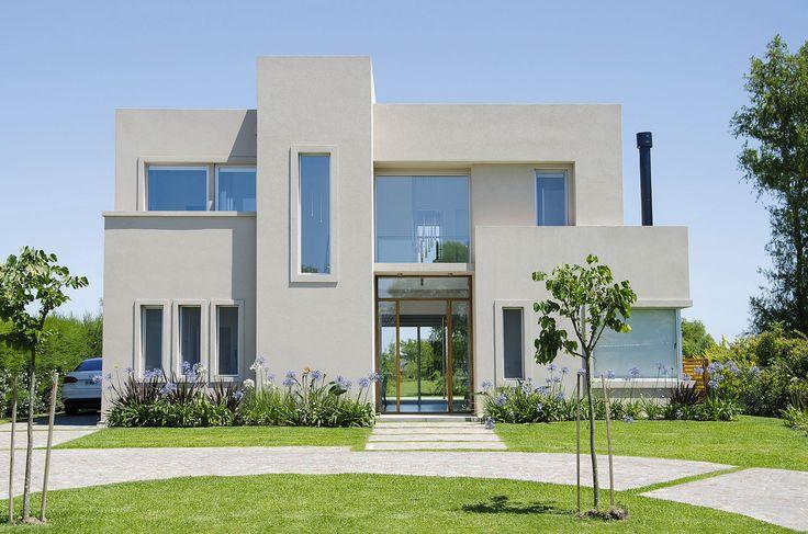 Marcela Parrado Arquitectura - Casa Estilo Actual /Arquitecto /Arquitectos - PortaldeArquitectos.com