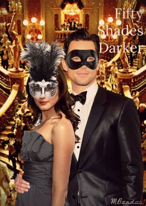 The Masquerade Party  Made another edit to support Team Alexis Bledel and Matt Bomer!:DMasquerades Parties, Fsogfifti Shades, 50 Shades, Shades Trilogy, Fifty Shades, Grey, 50Shades, Twitchy Palms, Shades Darker