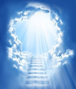 Stairs to Heaven...I'm gonna run up those!!!!
