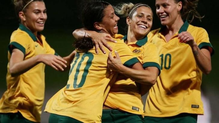We love the Matildas for boycotting the biggest event in world soccer over better pay and conditions.