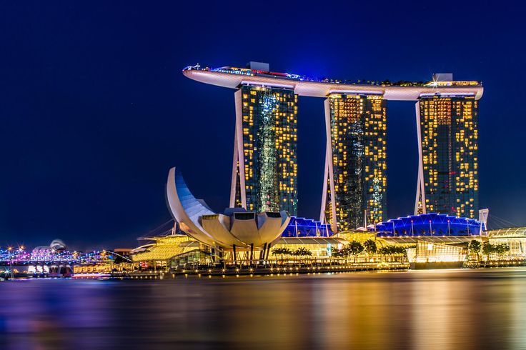 Marina Bay by Shailendra Pradhan on 500px