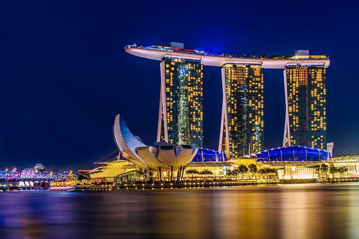 Marina Bay by Shailendra Pradhan on 500px