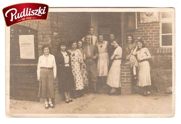 1932r. - Współpracownicy Stanisława Fenrych. #pudliszki #historia