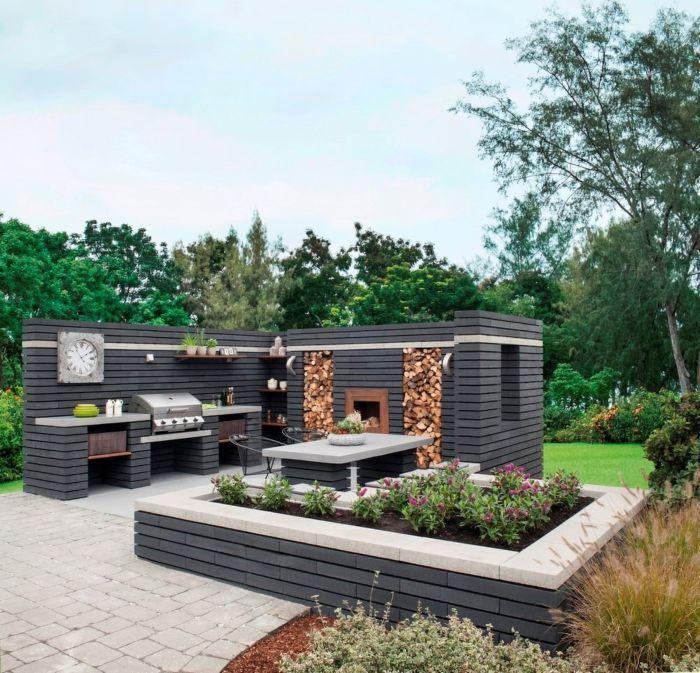 Cadac Meridian Einbauküche für Außen – 4 Brenner –  – #OutdoorKuche