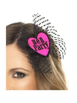 Hen Party Head Bow | Cheap Accessories at Hen Party Superstore