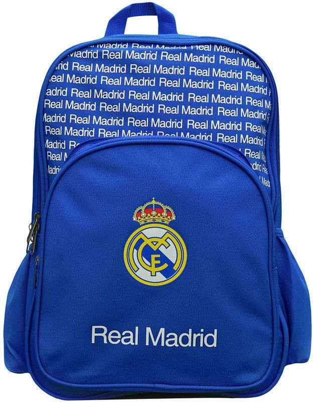 NBA Real Madrid CF Multi-Compartment Backpack