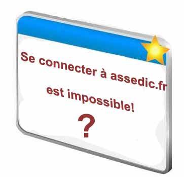 WWW.ASSEDIC.FR : Se Connecter sur le Site des Assedic?