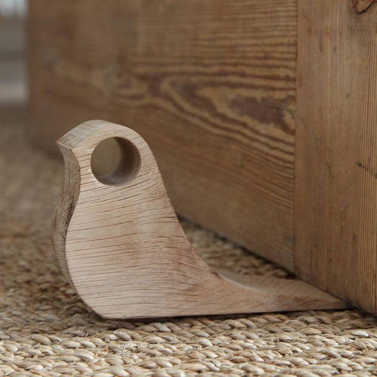 Bird Doorstop