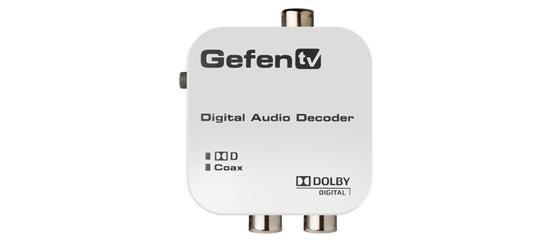 Gefen Digital Audio Decoder