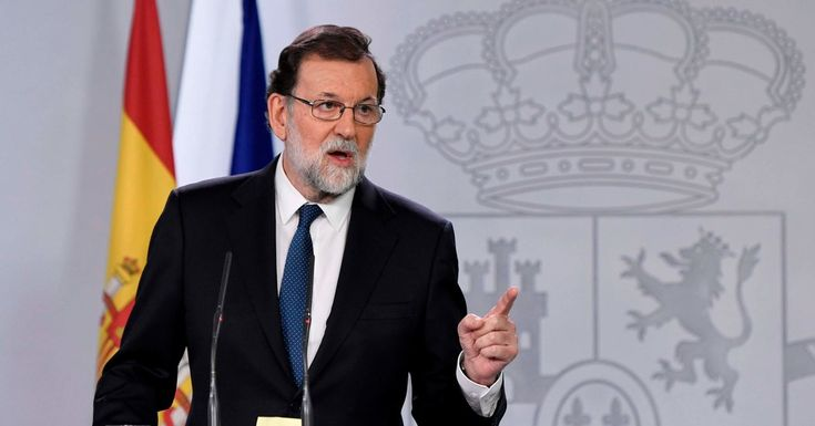 #Spain to #remove #Catalonia leader and take control of separatist province... Developing...