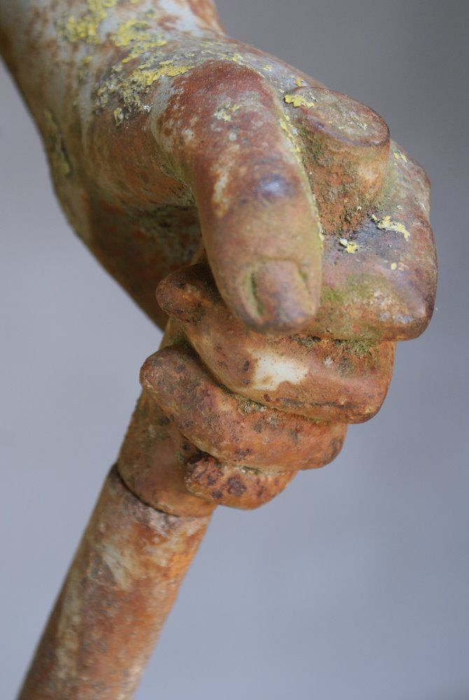 ~ patina~ I'd like to recreate this over stone. Looks like rust & lime with maybe a black undercoat.