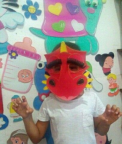 Mascara d dragon