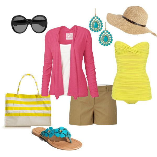 Island Hopping by jesimms on Polyvore