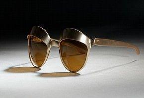 Sunglasses 'Car Headlights' made by Oliver Goldsmith Eyewear, 1971,