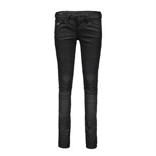 G-Star RAW 5620 Elwood custom mid distro black coat, Black, medium