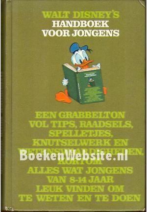 Walt Disney's handboek voor jongens, Mario Gentilini | Boeken Website.nl