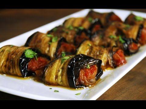 Patates Dolgulu Patlıcan Tarifi | Arda'nın Mutfağı | 1.Bölüm (14.05.2016) - YouTube