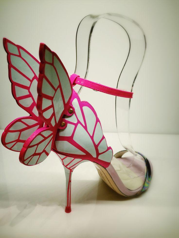 #sophiawebster #shoes #fashion #onpedder