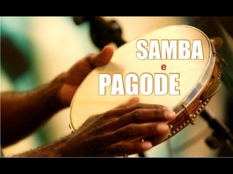 Samba e Pagode - CD Bate na palma da mão - Música para churrasco