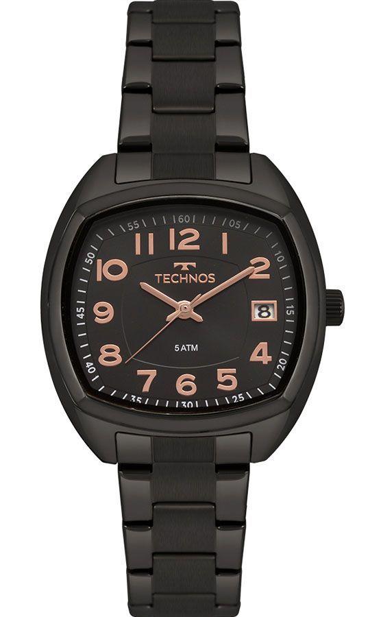 c4cd804c2 Na Relógios de Fábrica você encontra o Relógio Technos Feminino 2115MRK/4P  com o melhor