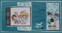 """Kaarten en Creaties van Judith: Patroon """"Pop Up Swing Card"""""""