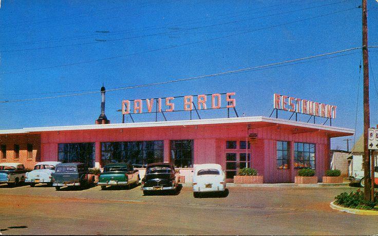 Davis Brothers Restaurants & Cafeterias, Albany, Georgia
