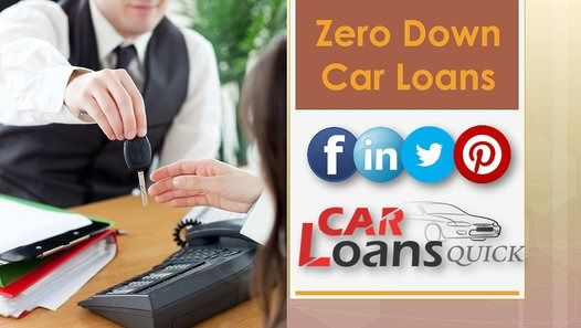 zero down no credit auto loan