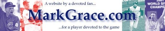Mark Grace website