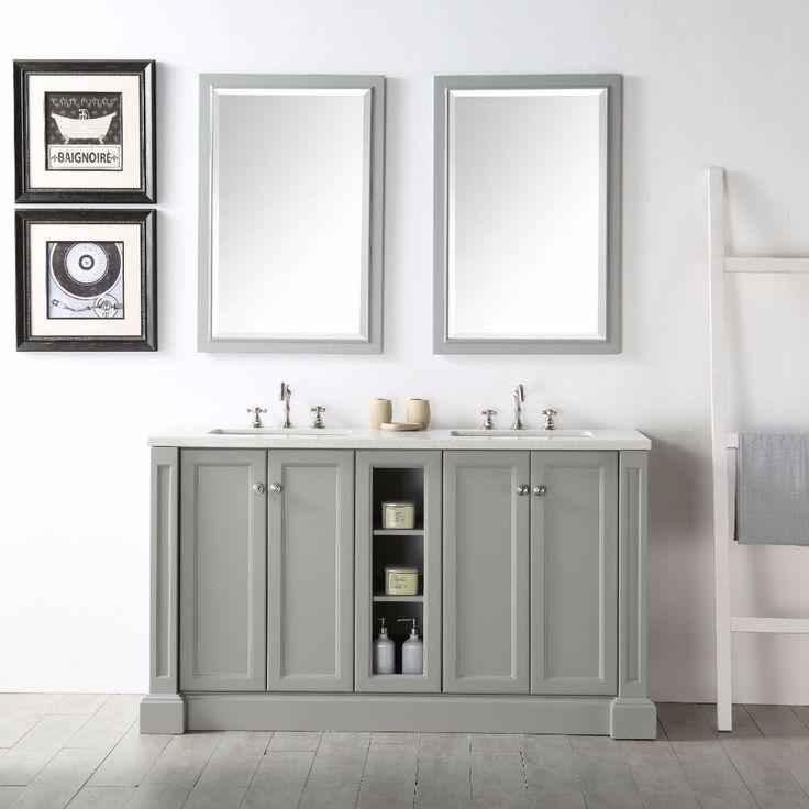 "Legion Furniture WH7360 60"" Vanity"