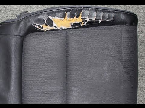 How to fix Honda Element seat - YouTube