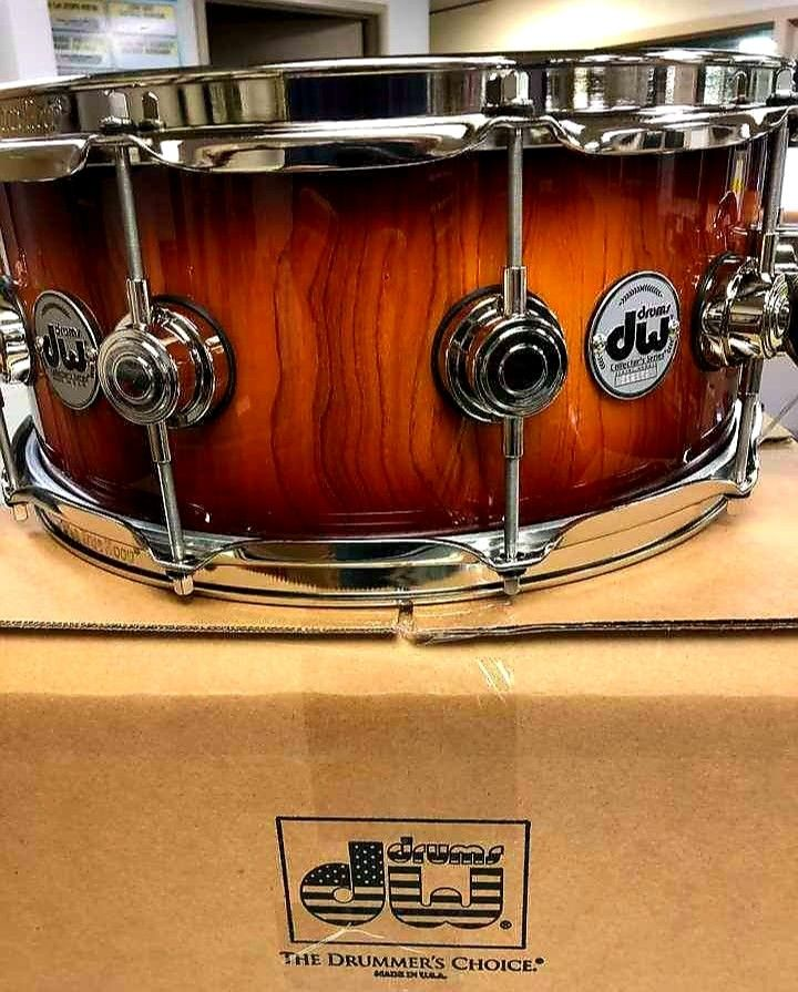 Pin di Terry Nugent su DW Drums   Batteria