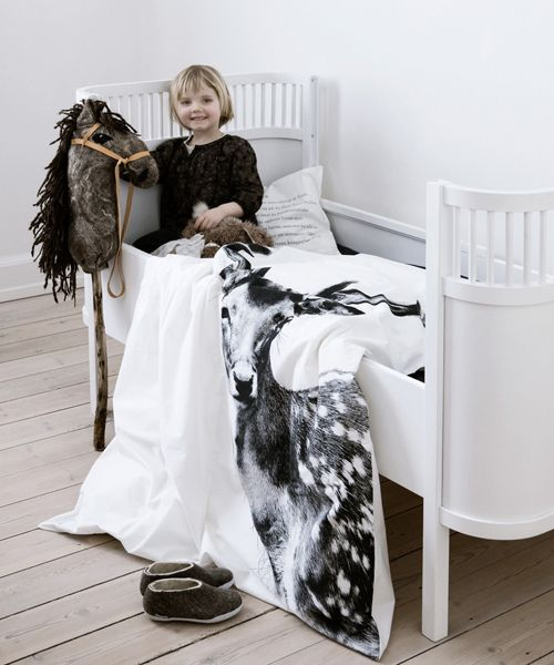 deer duvet cover by the style files, via Flickr