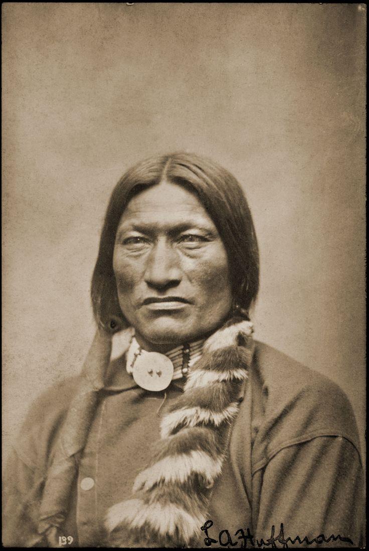 High Bear Ogallalla Sioux : Douglas Kenyon Collection