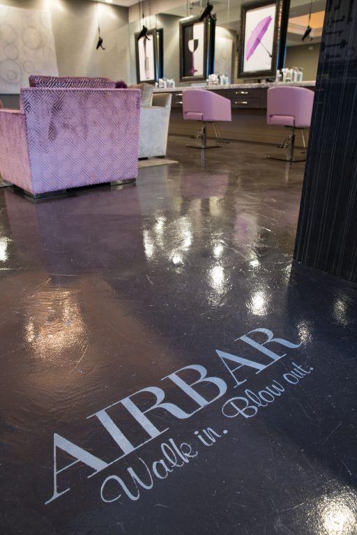 AIRBAR - THE BLOW DRY BAR - PALM BEACH GARDENS, FLORIDA