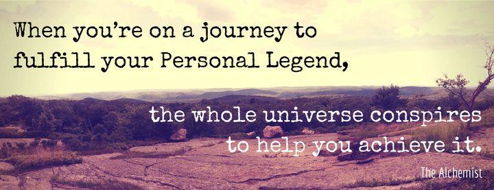 The Alchemist: Pursuing Your Personal Legend