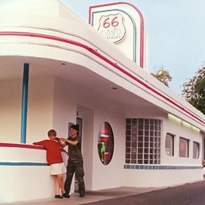 planning an I-40 Road trip, Route 66 Diner