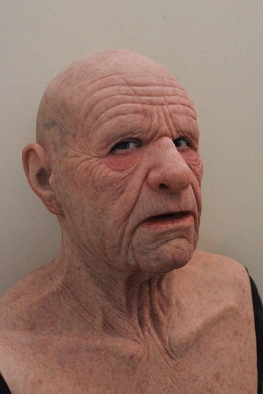 18 best Prosthetics; Aging images on Pinterest   Old age makeup ...