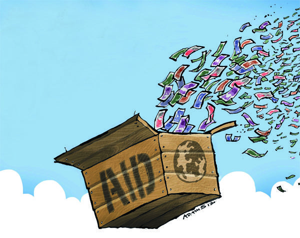 Foreign Aid waste