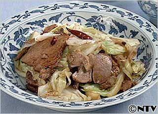 キャベツの回鍋肉のレシピ|キユーピー3分クッキング