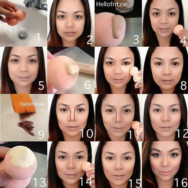 9 best contouring images on Pinterest