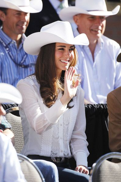 Kate Middleton Photo - The Duke and Duchess of Cambridge Attend the Calgary Stampede Parade 2