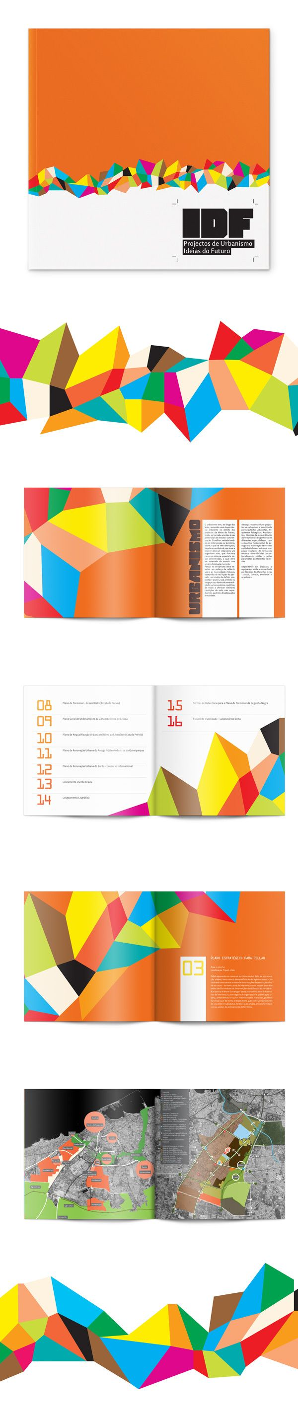 Go Commercial by Catarina Antunes, via Behance
