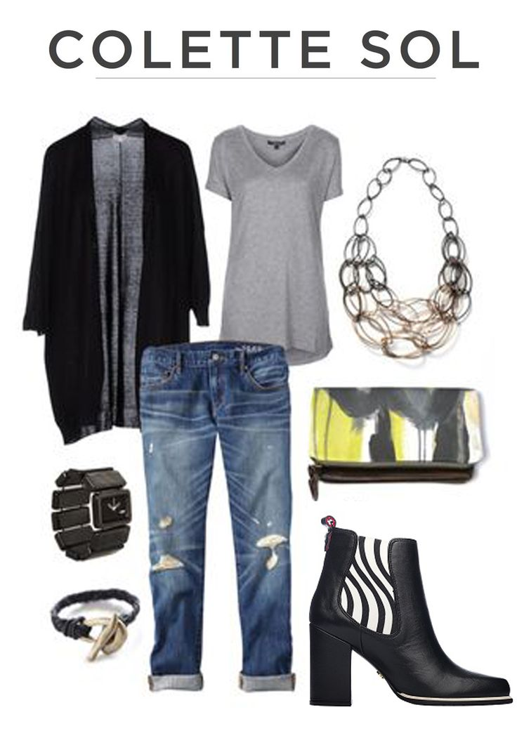 Edgy Look! How to wear Colette Sol. Find us online at: www.colettesol.com